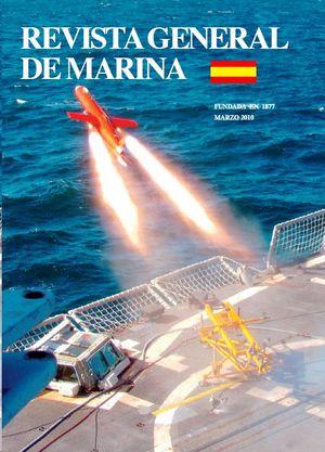 REVISTA GENERAL DE MARINA  MARZO 2010  TOMO 258