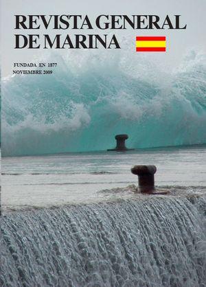 REVISTA GENERAL DE MARINA  NOVIEMBRE 2009  TOMO 257