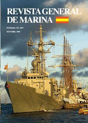 REVISTA GENERAL DE MARINA  OCTUBRE 2009  TOMO 257