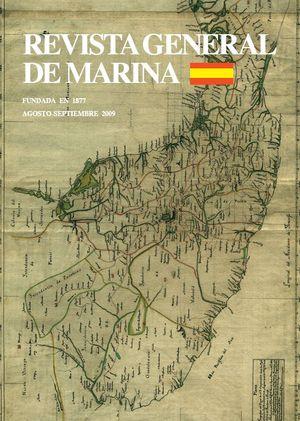 REVISTA GENERAL DE MARINA  AGOSTO-SEPTIEMBRE 2009  TOMO 257