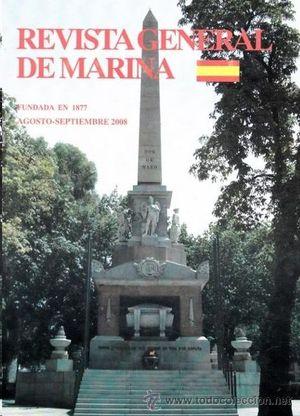 REVISTA GENERAL DE MARINA  AGOSTO-SEPTIEMBRE 2008  TOMO 255