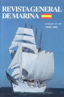 REVISTA GENERAL DE MARINA  ABRIL 2008  TOMO 254