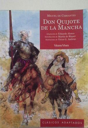 DON QUIJOTE DE LA MANCHA CLASICOS ADAP 9