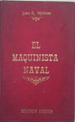 EL MAQUINISTA NAVAL - TOMO 1 - SEGUNDA EDICIÓN