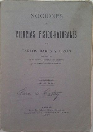 NOCIONES DE CIENCIAS FÍSICO-NATURALES