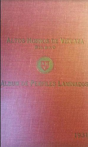 ALBUM DE PERFILES LAMINADOS