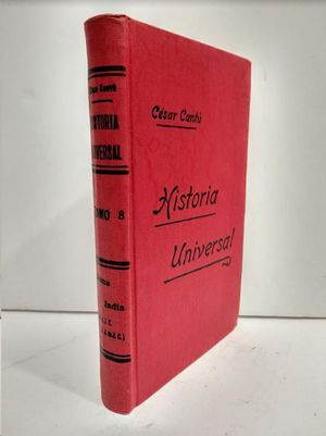 HISTORIA UNIVERSAL  TOMO 8