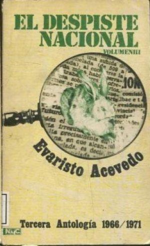 EL DESPISTE NACIONAL VOLUMEN III