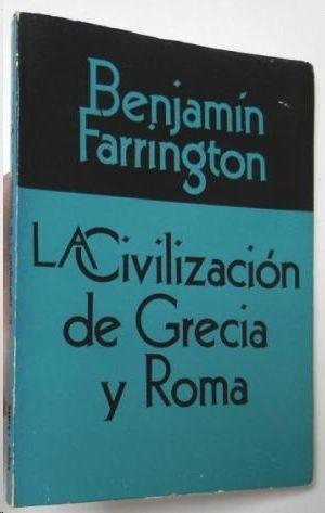LA CIVILIZACION DE GRECIA Y ROMA