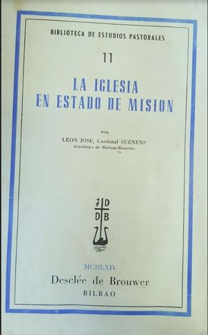 LA IGLESIA EN ESTADO DE MISION
