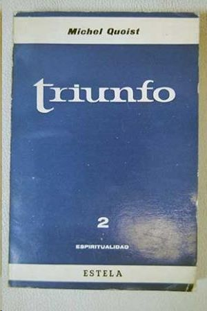 TRIUNFO  2 ESPIRITUALIDAD