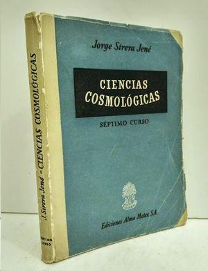 CIENCIAS COSMOLOGICAS