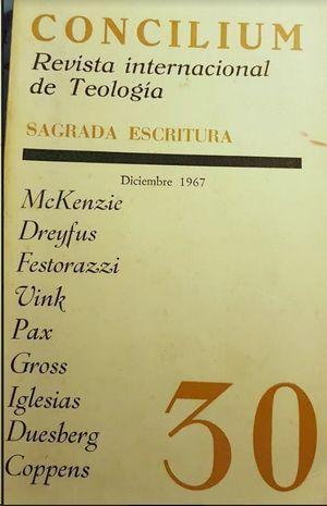 CONCILIUM - 30 -