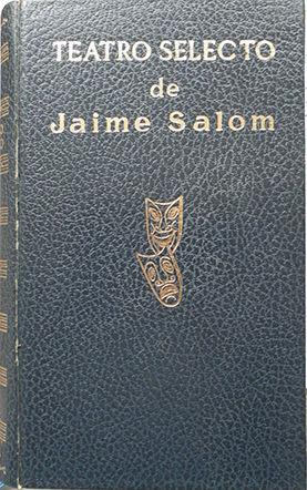 TEATRO SELECTO DE JAIME SALOM