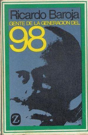 GENTE DE LA GENERACION DEL 98