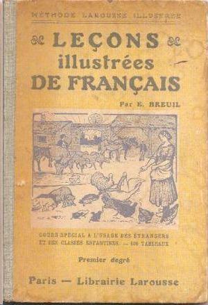 LECONS ILLUSTREES DE FRANCAIS