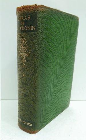 OBRAS DE A. J. CRONIN