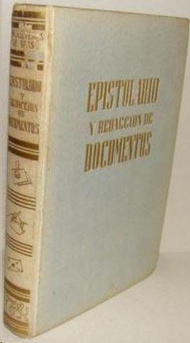 EPISTOLARIO Y REDACCION DE DOCUMENTOS