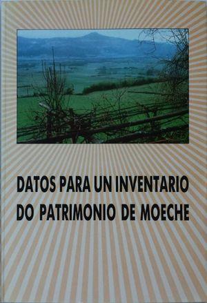 DATOS PARA UN INVENTARIO DO PATRIMONIO DE MOECHE