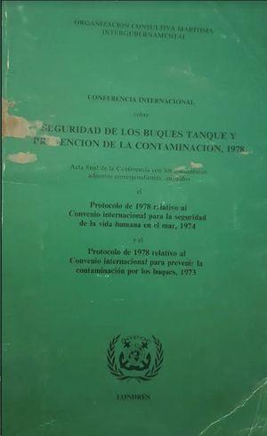 CONFERENCIA INTERNACIONAL SOBRE SEGURIDAD DE LOS BUQUESY
