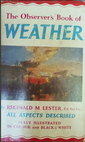 THE OBSERVERS BOOK OF WEATHER