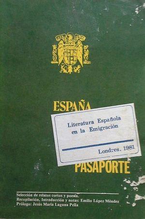 LITERATURA ESPAÑOLA EN LA EMIGRACIÓN