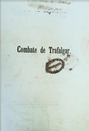 COMBATE DE TRAFALGAR