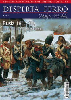 DESPERTA FERRO HISTORIA MODERNA 31: RUSIA 812 (III)