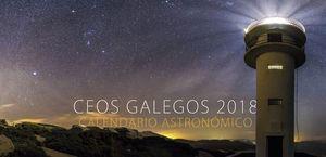 CEOS GALEGOS CALENDARIO ASTRÓNOMICO 2018