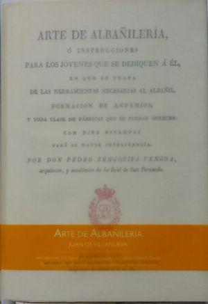 ARTE DE ALBAÑILERÍA