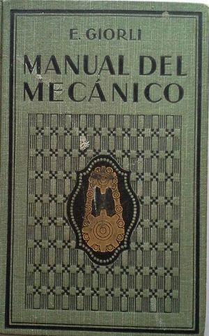 MANUAL DEL MECÁNICO