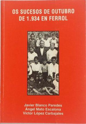 OS SUCESOS DE OUTUBRO DE 1.934 EN FERROL