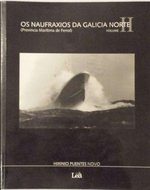 OS NAUFRAXIOS DA GALICIA NORTE VOLUME II
