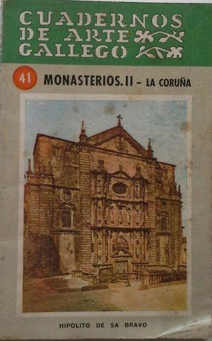 MONASTERIOS II - LA CORUÑA