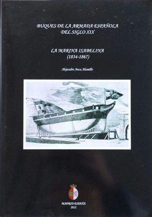 BUQUES DE LA ARMADA ESPAÑOLA DEL SIGLO XIX