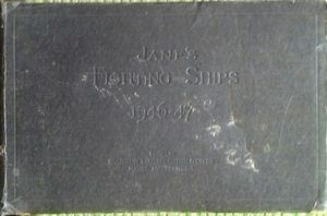 JANE'S FIGHTING SHIPS 1946-1947