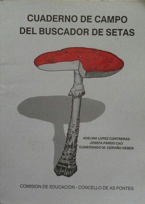 CUADERNO DE CAMPO DEL BUSCADOR DE SETAS