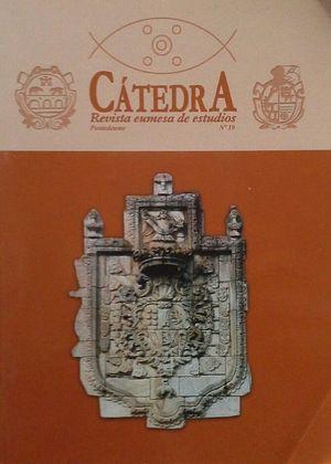 CATEDRA N� 07 2012 - REVISTA EUMESA DE ESTUDIOS