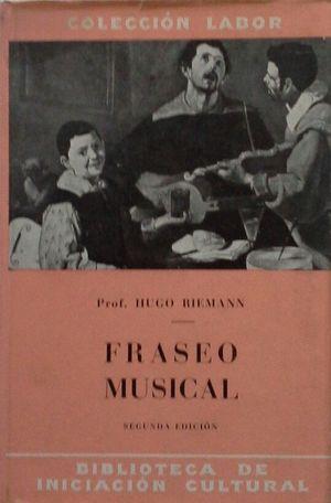 FRASEO MUSICAL
