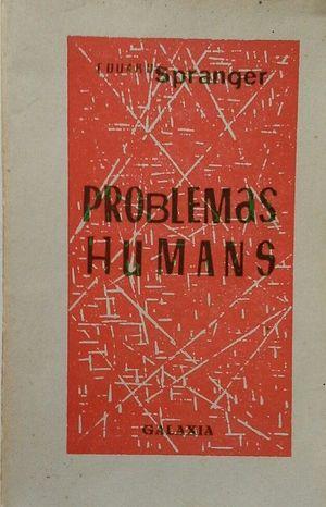PROBLEMAS HUMÁNS