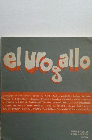 EL UROGALLO - Nº 2 ABRIL-MAYO 1970