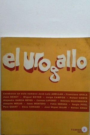 EL UROGALLO - Nº 1 FEBRERO 1970