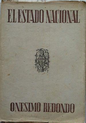 EL ESTADO NACIONAL