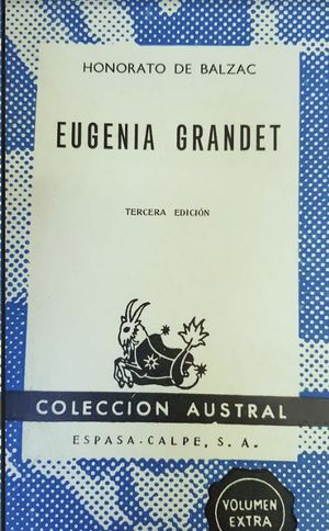 EUGENIA GRANDET  TERCERA EDICION