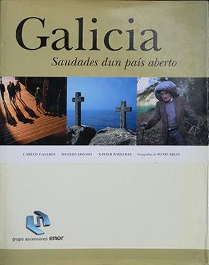 GALICIA SAUDADES DUN PAÍS ABERTO