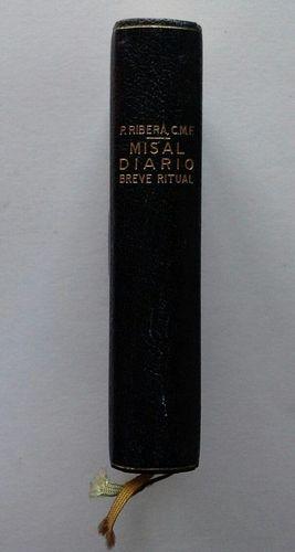 MISAL DIARIO COMPLETO Y BREVE RITUAL Y ORACIÓN - P. LUIS RIBERA