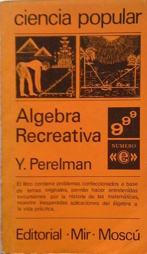 ALGEBRA RECREATIVA