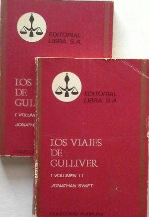 LOS VIAJES DE GULLIVER I Y II