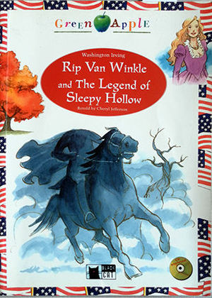 RIP VAN WINKLE AND THE LEGEND OF SLEEPY HOLLOW -  BOOK+CD