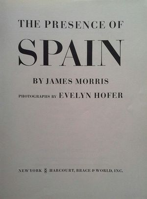 THE PRESENCE OF SPAIN